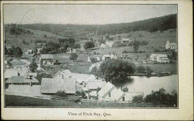 Fitch Bay village –  Revitalization project & Survey