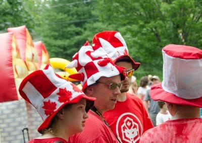 Parade du Canada 2018