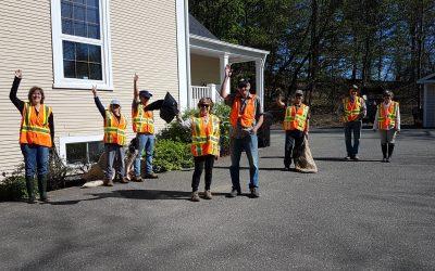 2e journée annuelle de nettoyage de Fitch Bay