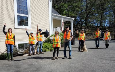 2nd Annual Fitch Bay Clean-up Day