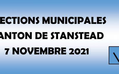 2021 Municipal Election